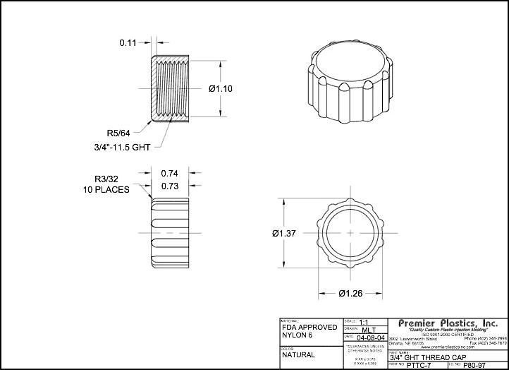 Pipe Fittings Caps Amp Plugs